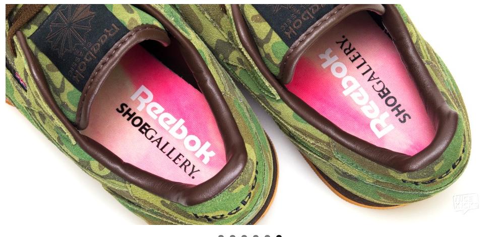 Galerie De Chaussures X Reebok Flamants Roses En Cuir Classique En Guerre WSTFSbqO